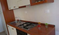 casa vacanza terranova cucina