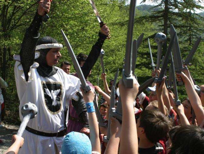 Castelli d'Italia: gli eventi, le feste e le battaglie da non perdere per bambini e famiglie
