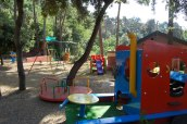 Resort la Francesca, vista-giochi