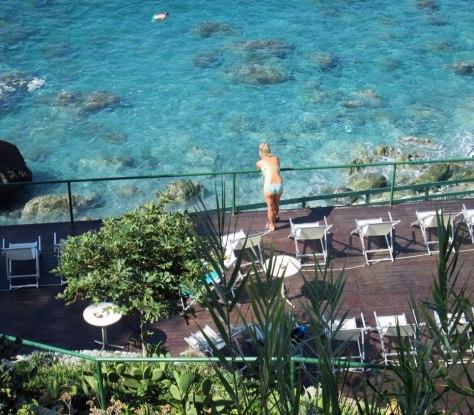 Resort la Francesca, vista