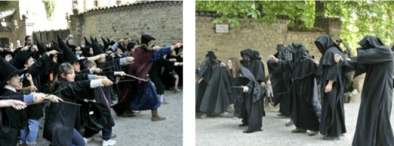 Harry Potter al Castello di Belgioiso