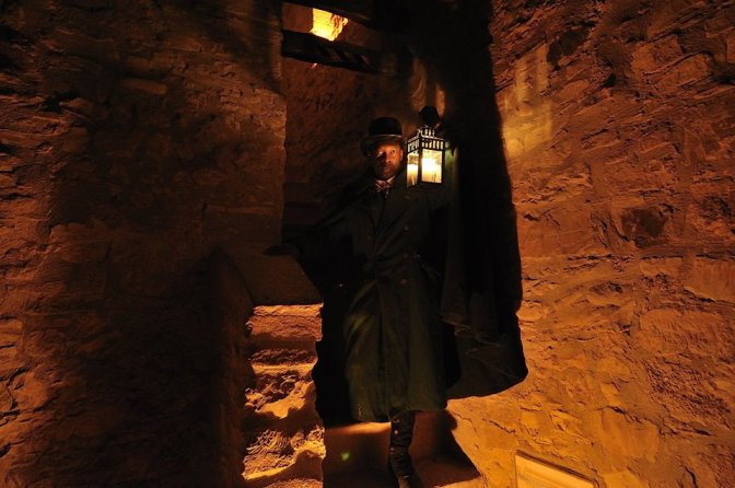 Fuga dal Castello di San Colombano: vieni a scacciare i fantasmi
