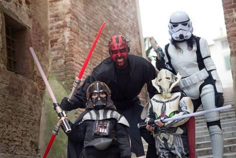 Star Wars Academy a Montecatini Terme. Ponte del 25 aprile 2016