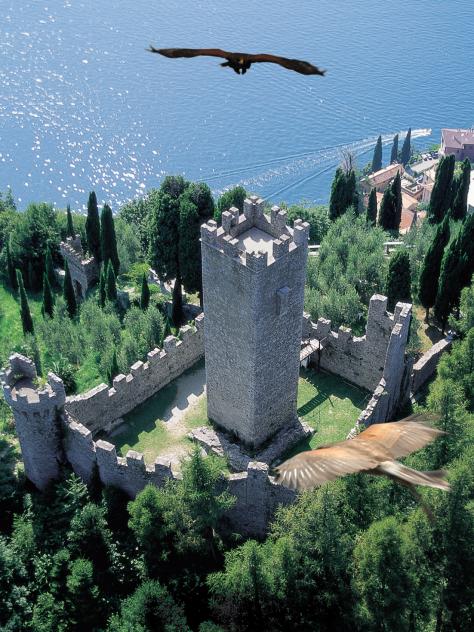 Castello di Vezio, Lecco