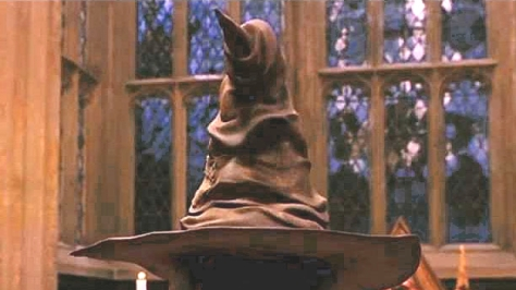 Harry Potter. Un giorno alla scuola di Hogwarts.