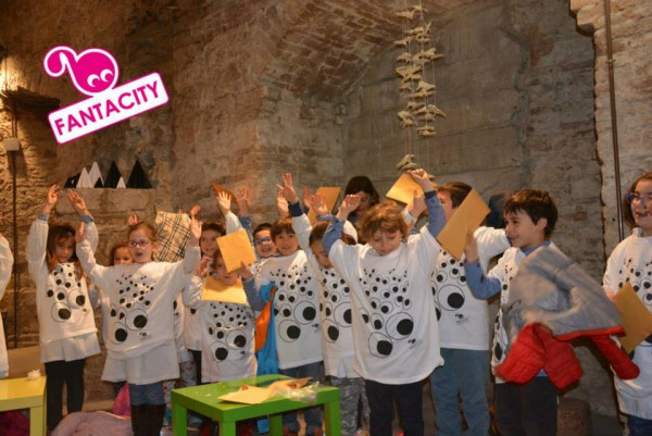 Idea family weekend: Fantacity, la fantasia al potere a Perugia