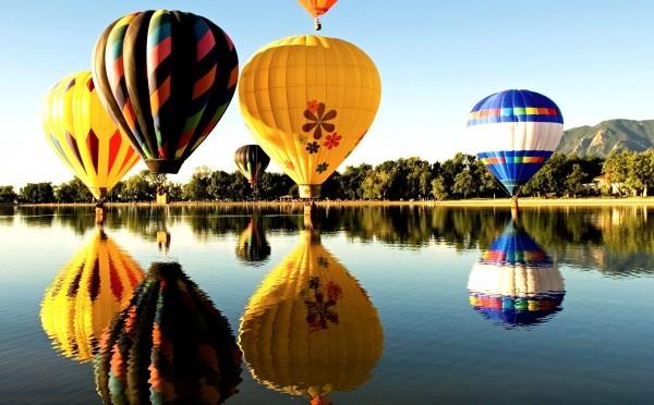 Mongolfiere (con bambini) nel cielo di Monza. Vola al Festival del volo!