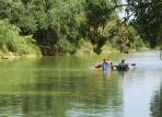 Parco della maremma-canoa