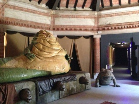 Star wars a Montecatini terme, hotel+mostra