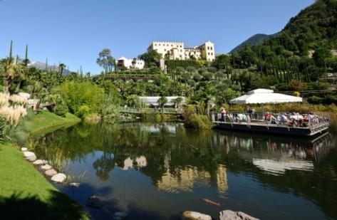 Giardini di Castel Trauttmansdorff - primavera