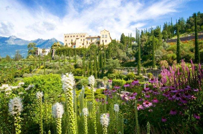 I giardini di tutto il mondo si trovano a Merano. Istruzioni per un weekend ultra naturale