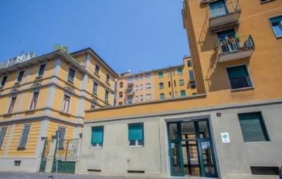 Esterno dell'appartamento Le Stanze di Alice, via Praga