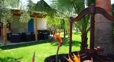 residence Green Garden a Vieste