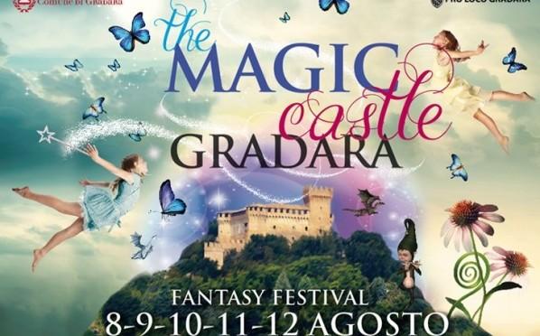 Agosto 2016 il Fantasy Festival al Castello di Gradara