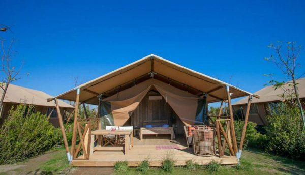 Family lodge tent: la tenda berbera sul mare di Capalbio
