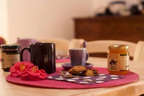 agriturismo fattoria dei cavalieri- colazione