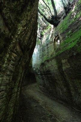 Vie Cave, Sorano, Grosseto, gite ed escursioni con i bambini.