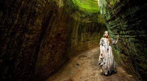 Vie Cave, Sorano, Grosseto, gite ed escursioni con i bambini, location Il Racconto dei Racconti di Matteo Garrone