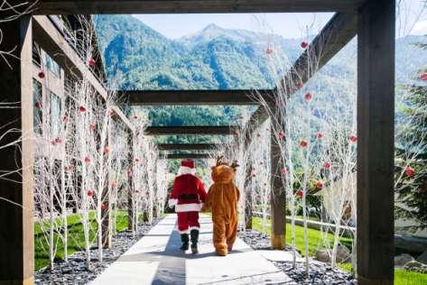 Hotel Mirtillo Rosso- Natale sempre
