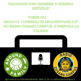 Around Family a Radio Cusano