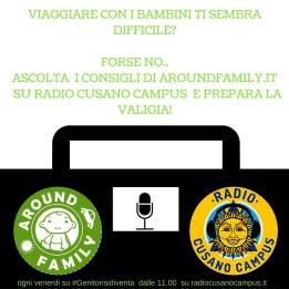 Around Family a Radio Cusano