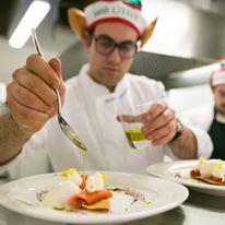 cucina all'hotel Mirtillo Rosso