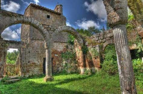 Necropoli di San Giuliano - Parco Marturanum Barbarano Romano Viterbo