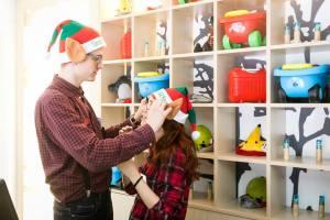 Natale a giugno all'hotel Mirtillo Rosso