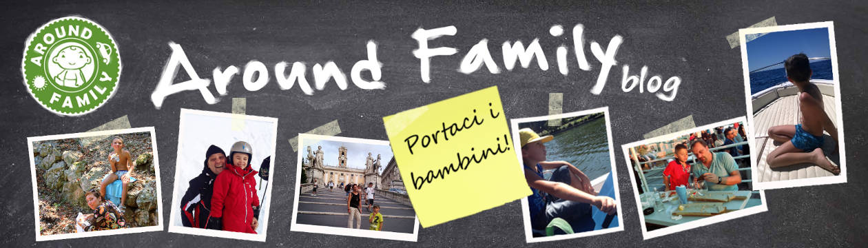 Around Family Blog