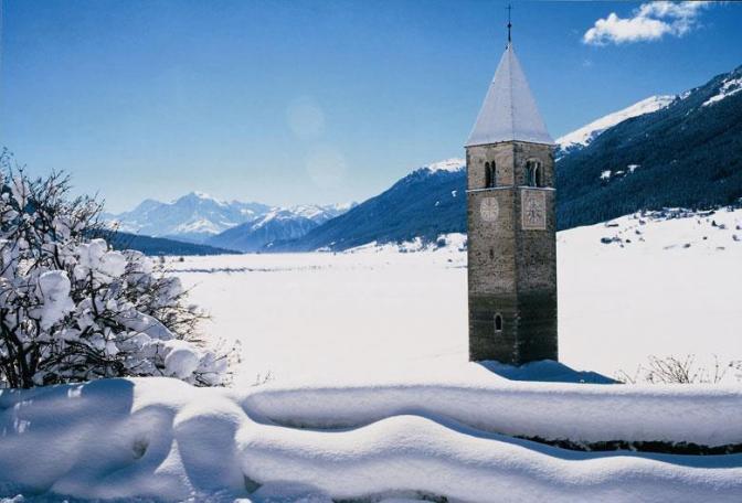 La Val Venosta, dove l'Alto Adige diventa una fiaba