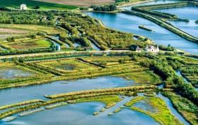 Vista sul Delta del Po