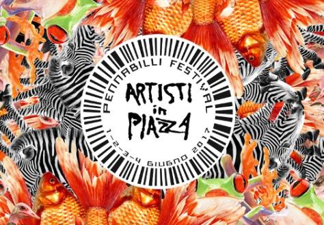 Artisti in Piazza a Pennabilli a Rimini