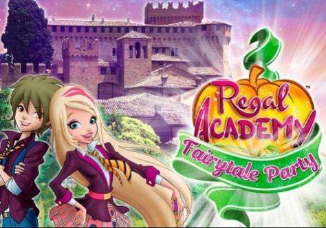 Fairy Tale Party Regal Academy a Gradara