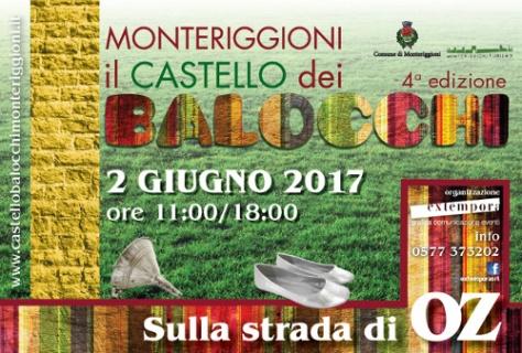 Il Castello dei balocchi a Monteriggioni