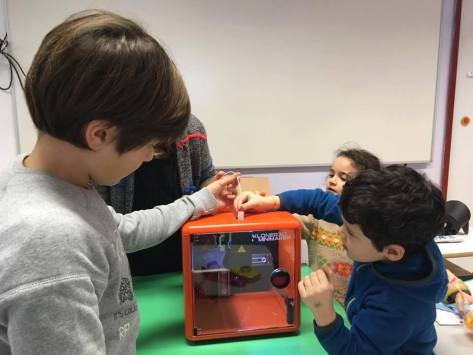 kidsbit-stampante 3D