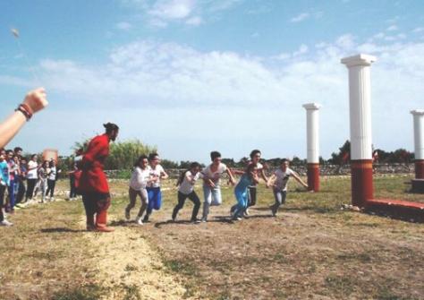 Parco Archeologico di Saturo Arkeogiochi