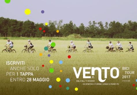 Vento-bici tour del 2 giugno