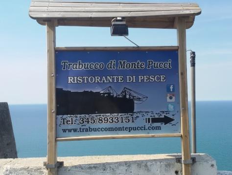 Gargano- Trabucco Monte Pucci