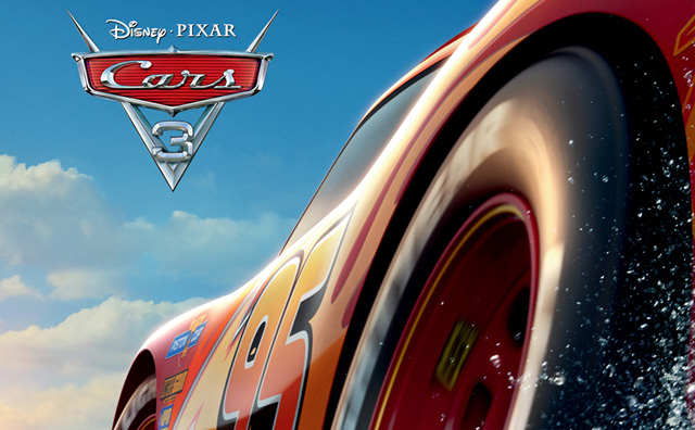 "Arriva al cinema ""Cars 3""! Pronti a correre ancora con Saetta Mc Queen?"