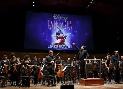 Fantasia di Walt Disney Concerto
