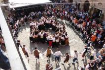 Leguminaria-balli folkloristici