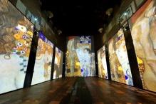 Klimt Experience-Napoli-percorsi