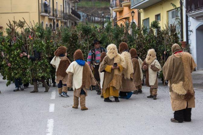 La Foresta che cammina e altre feste di Carnevale dedicate ai bambini