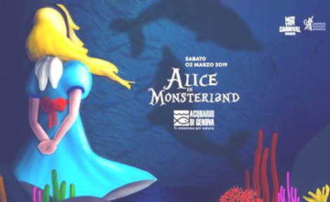 Monster carnival weekend- Acquario