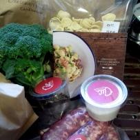 pacco CUC orecchiette con salsicce - broccoli e cardamomo