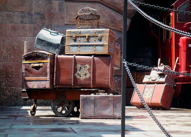Viaggio per Famiglie Babbane alla ricerca di Harry Potter e dei suoi luoghi magici