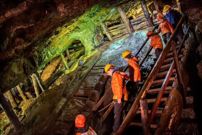 In miniera con i bambini! Alla scoperta dei parchi archeominerari dal Trentino alla Sardegna