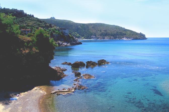 L'isola che non c'è: scoprire il Cilento con i bambini tra mare, boschi, templi, grotte e cascate