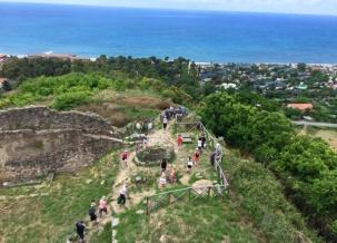 Parco Archeologico di Elea-visita sito