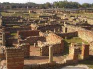 Parco Archeologico di Elea-vista aerea